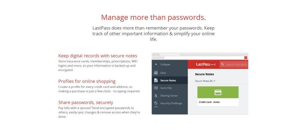 LastPass аналоги и альтернативы - LastPass и похожие программы - LostApp