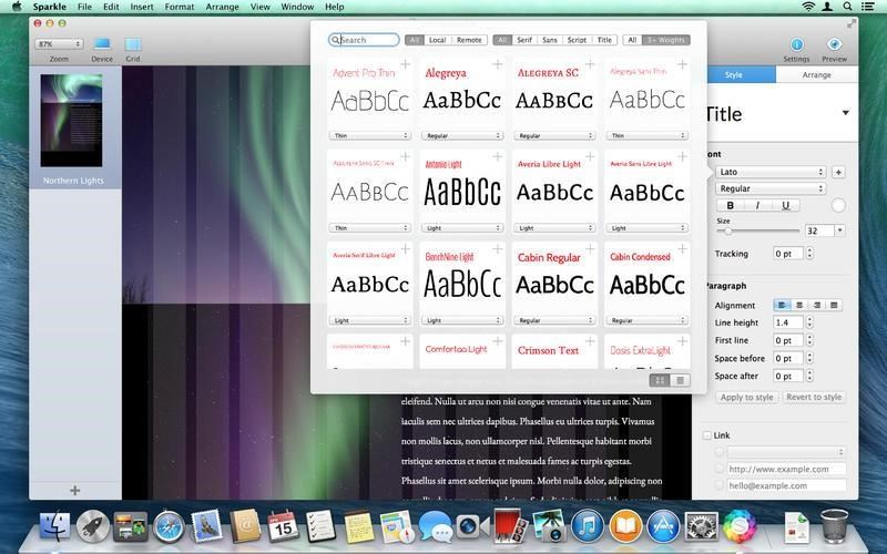 Sparkle аналоги и альтернативы - Sparkle и похожие программы